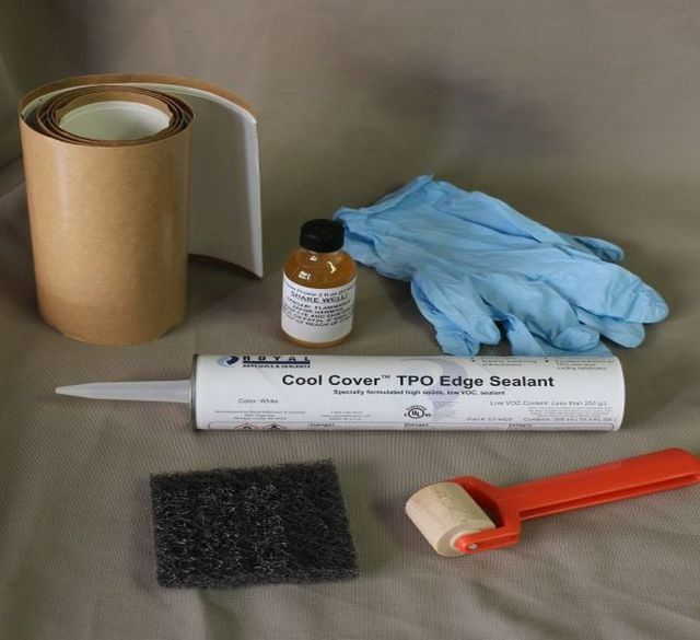RV Leak Prevention and Repair Kit