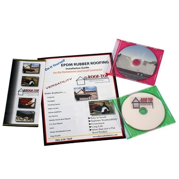 Roof-Top RV Installation DVD