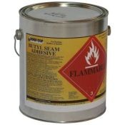 Butyl Seam Adhesive 1 Gallon  -  For gluing EPDM to EPDM