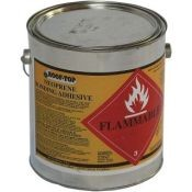 Neoprene Bonding Adhesive 1 Gallon - For gluing EPDM to wood, metal or concrete.
