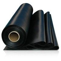 20' x 70' Black EPDM 60 mil Rubber Roofing